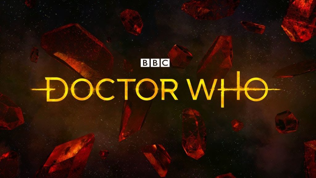 Doctor Who Logo from my article 6 Doctor Who Aliens That Would Be Great for Season 12