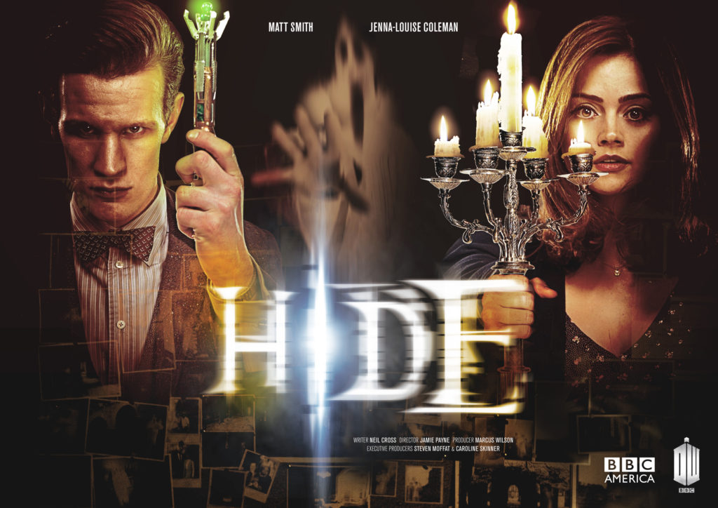 Poster for Hide from my Doctor Who Series 7 Episode 9 –  Hide Review