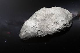 Image of an asteroid to go with my story Cassandras