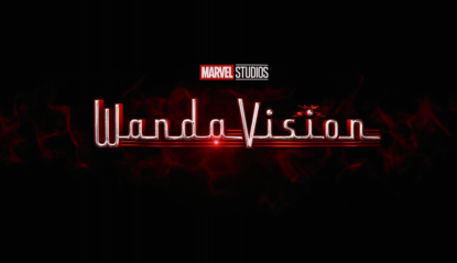 The WandaVision logo from my Ranking The MCU article